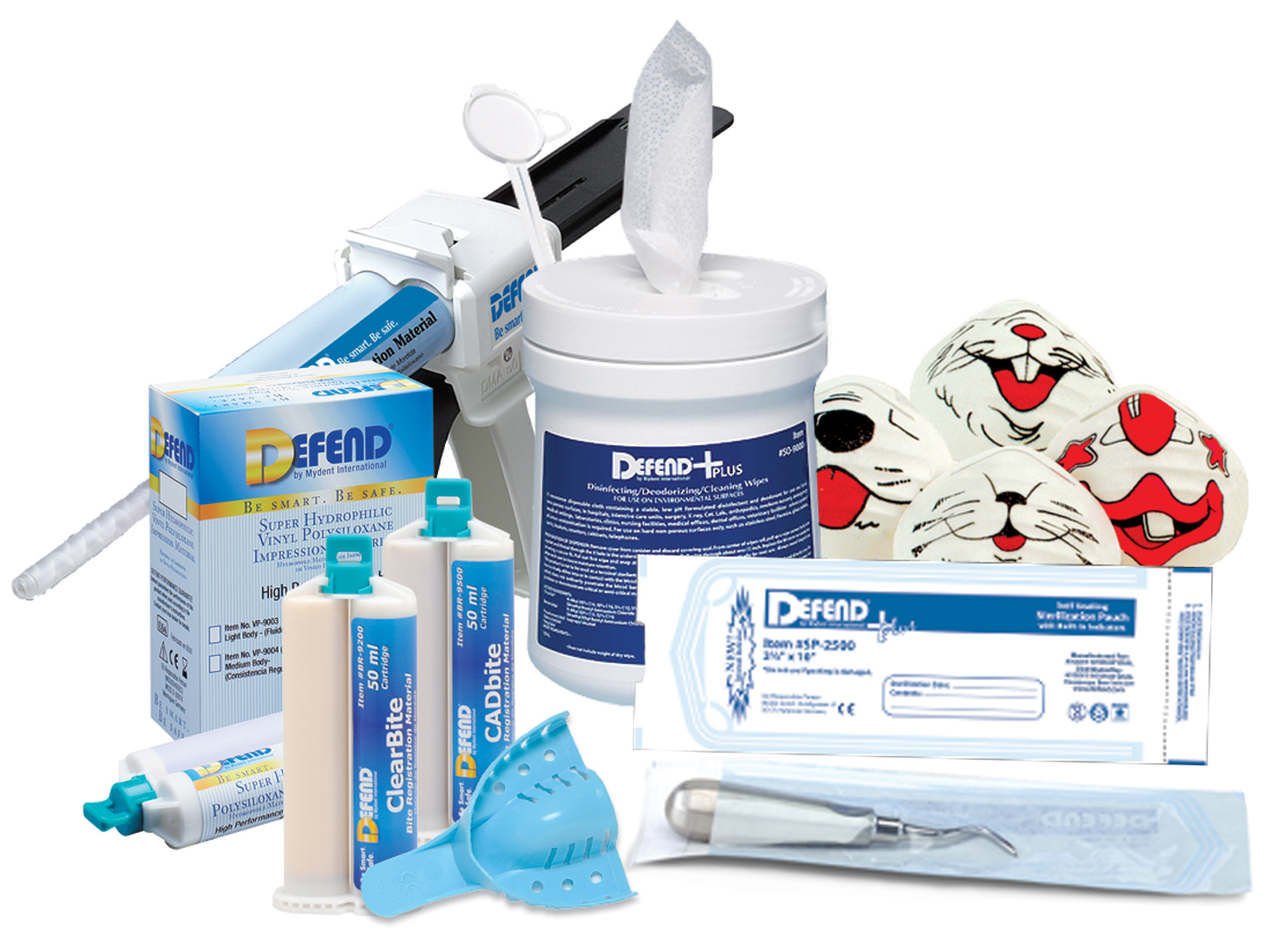 Defend dental supplies dental supplies defend by for Waste material products