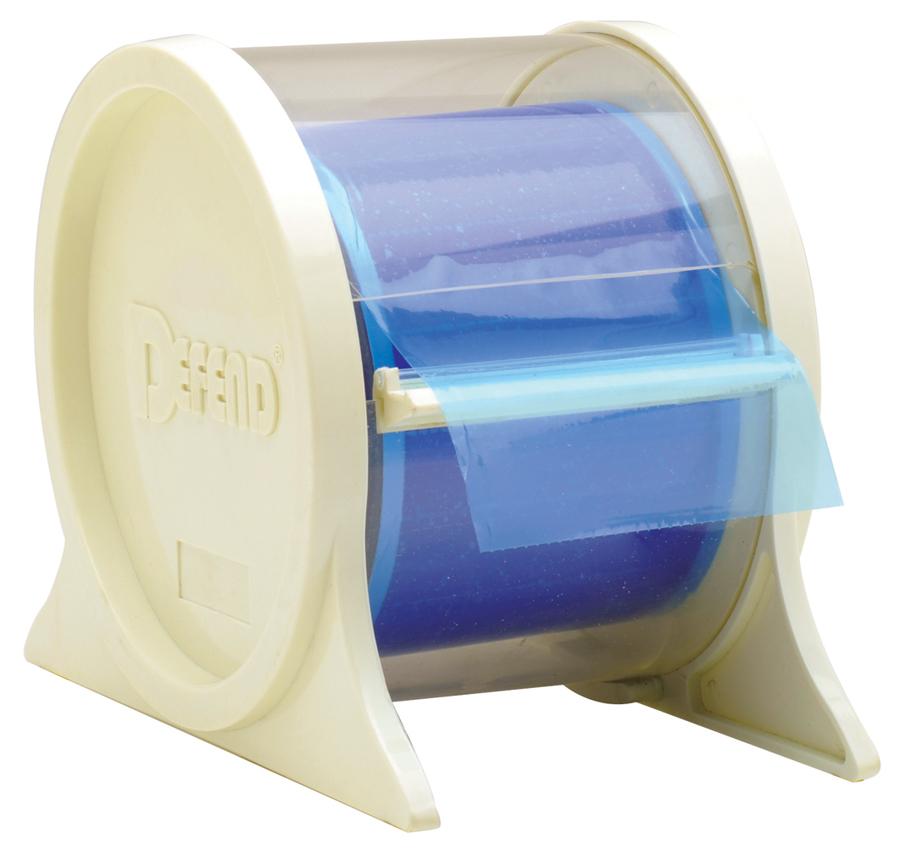 Barrier Film Dispenser Dental Supplies Defend By
