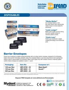 Defend Barrier Envelopes