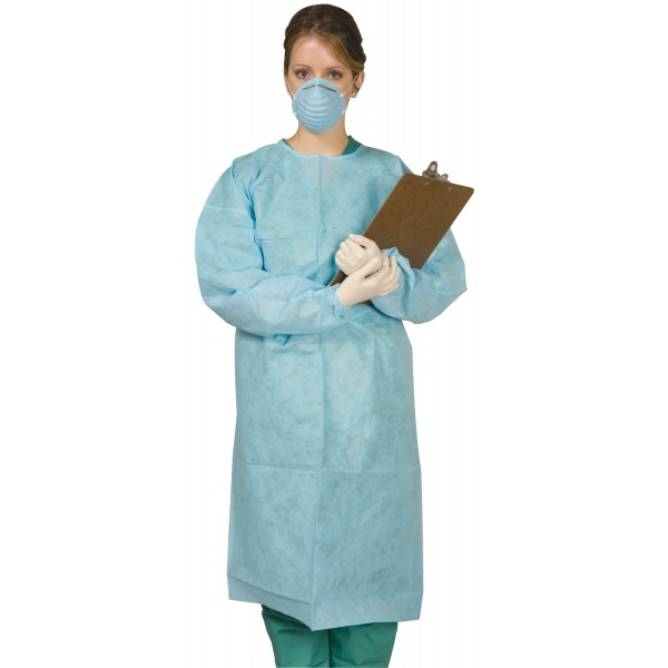 Disposable Tie-Back Protective Gown - Dental Supplies | DEFEND by ...