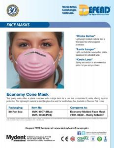 MK-1007 & MK-1008 Face Mask