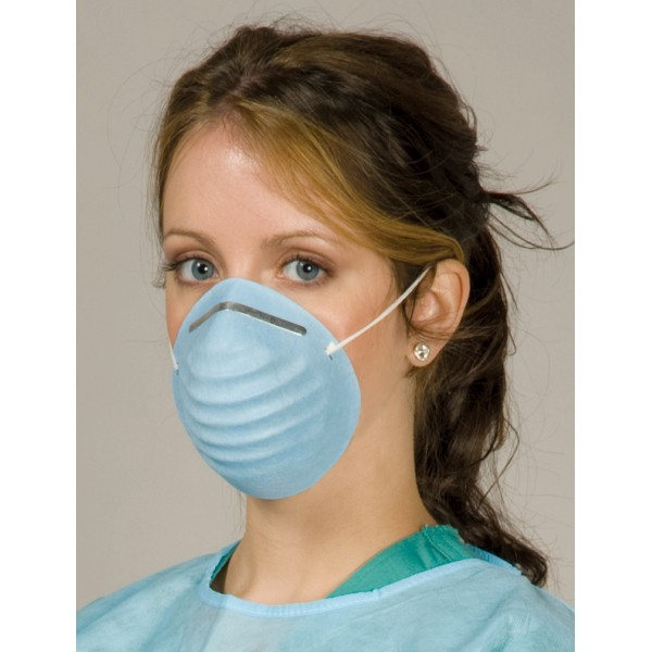 Dental Premium Cone Molded - Defend Supplies Mask