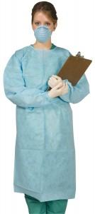 SG-1000 Disp Tie Back Gown