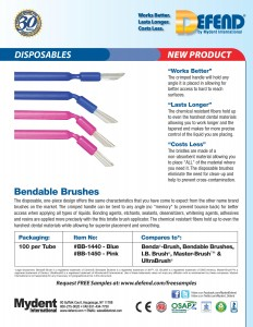 Bendable Brush