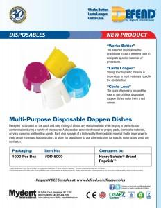 Dappen Dishes
