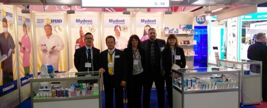 IDS 2015: A Success for Mydent International!