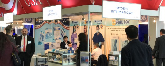 IDS 2017: A Success for Mydent International!